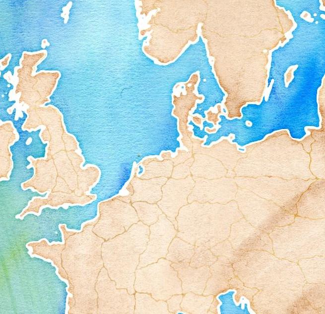 Beispiel einer Web 2.0-Karte