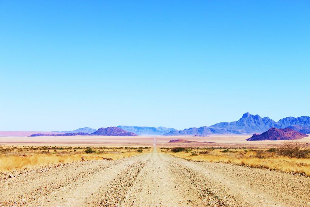 Namibia – Zentralost Namibia (60 km südlich des Sesriem Canyon), April 2013 25° 0′ S, 16° 0′ O