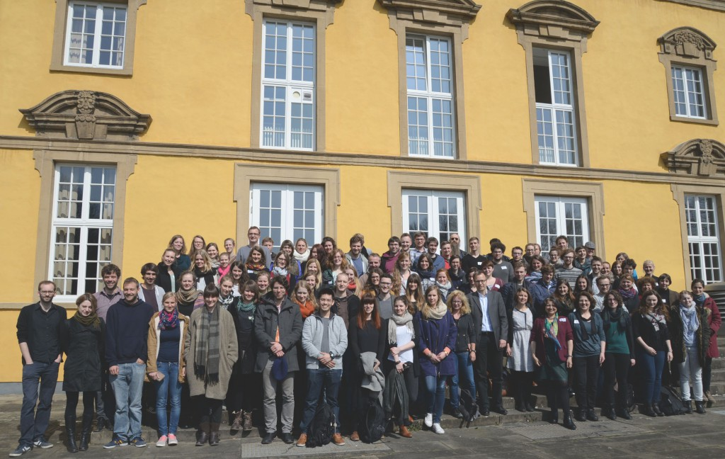 Die Teilnehmer_innen der Sommerschule (Foto: E. Scholz, UOS)